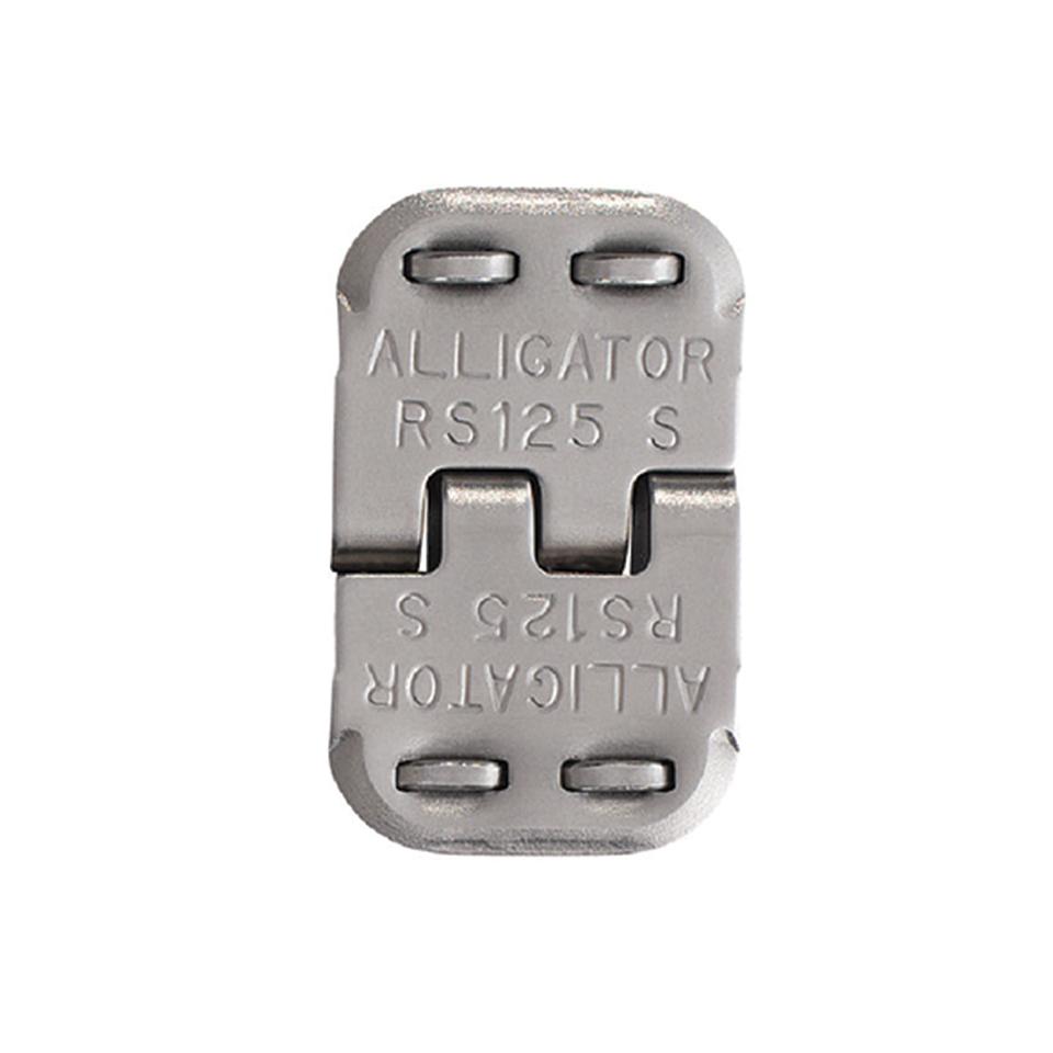 Alligator Staple Fastner System