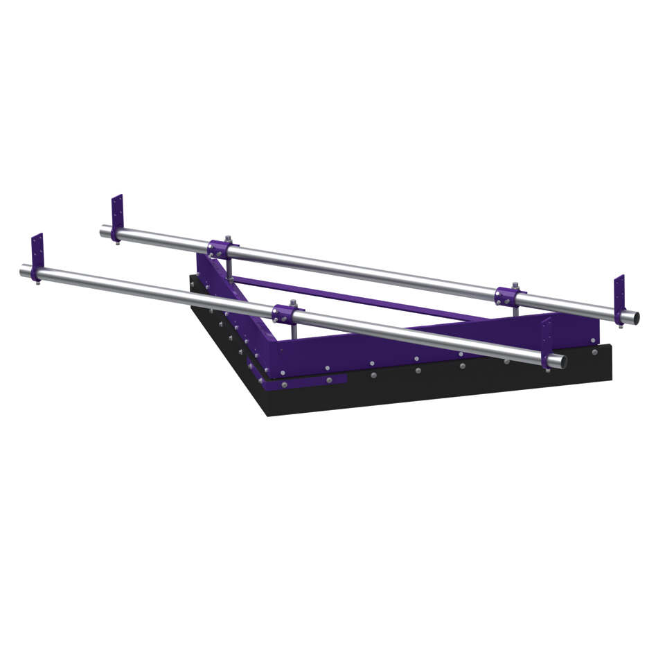 HD Floating Blade Belt Plough