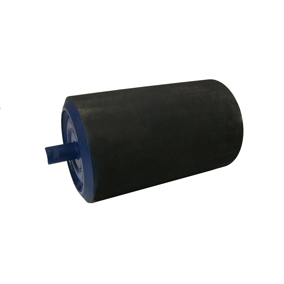 HCD Super HD Rubber Lagged Rollers