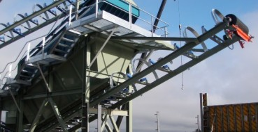 HCD Supply Componentry for Conveyors